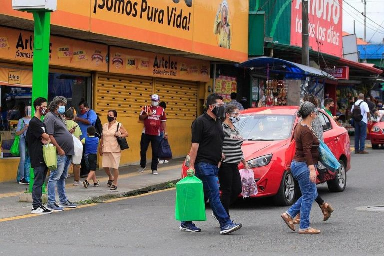 COVID-19 Costa Rica: 1,002 new cases Wednesday; opening as of September 9 for less risky businesses