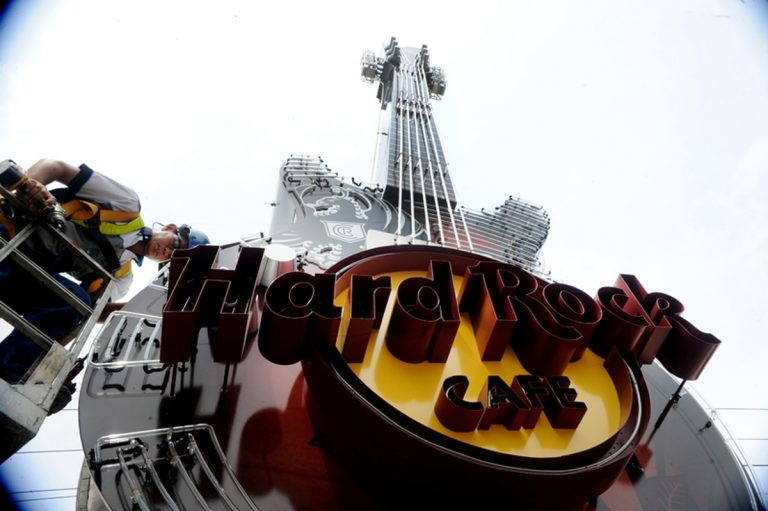 Hard Rock Café closes in Guanacaste