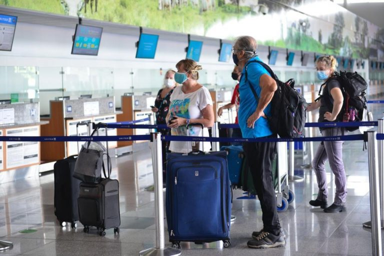 ICT will verify international insurance for tourists online