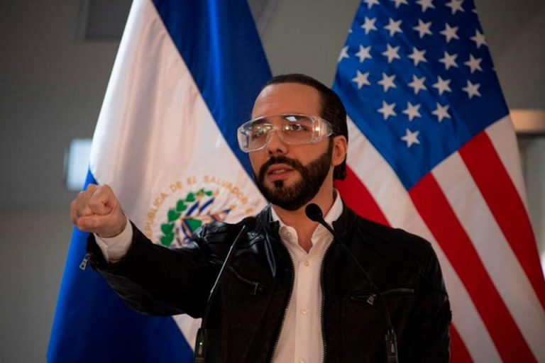 Government of El Salvador wants to reform the Constitution and adapt it to 'new realities'