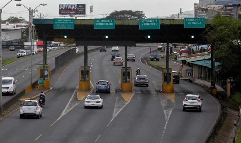 Alajuela and Narango Tolls may go up Oct. 1 to finance expansion of route