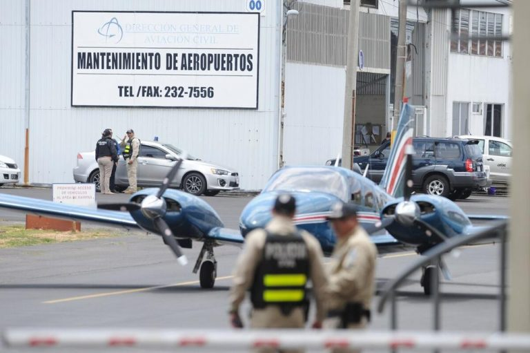 Mexican pilots will spend 20 years locked up in Costa Rica for money laundering