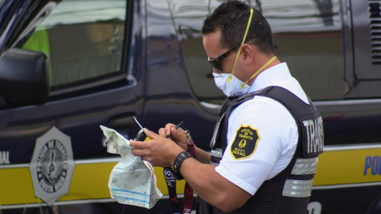 CNE reveals how the money from the traffic fines is used