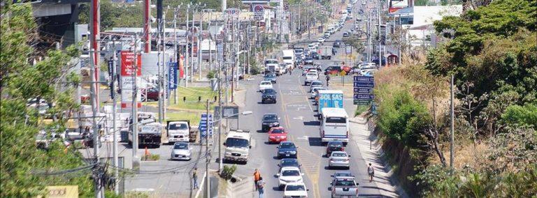 CONAVI analyzes tolls between Santa Ana and Belén