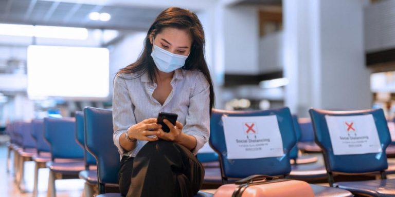 Juan Santamaría Airport received 97% fewer travelers in August than a year ago