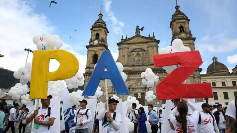 A Tarnished Peace in Latin America