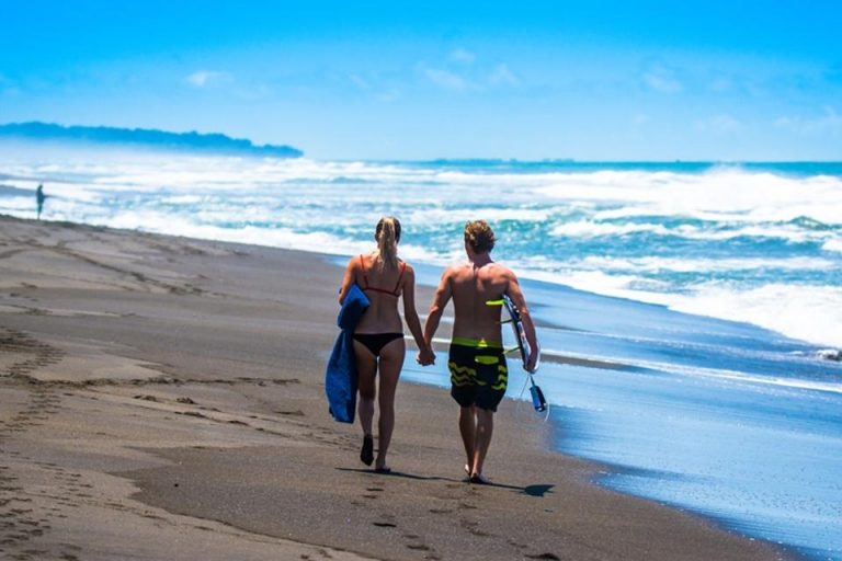 Playa Hermosa becomes the first World Surf Reserve in Central America