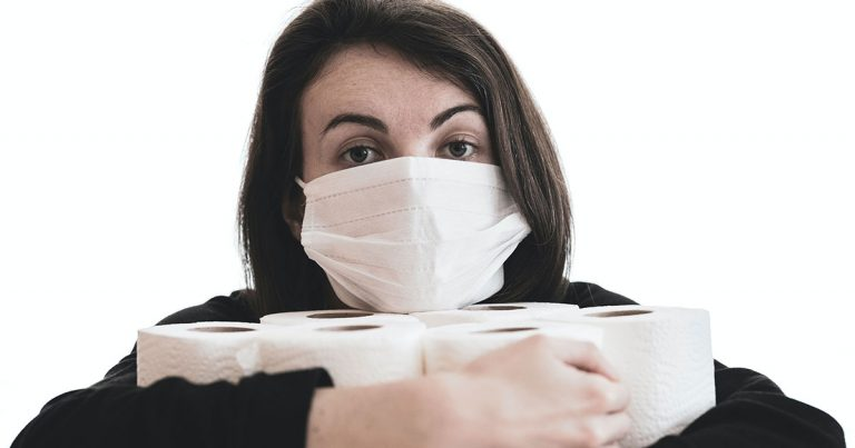 Face masks could be giving people Covid-19 immunity, researchers suggest