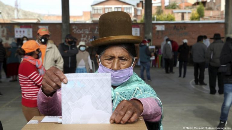 Bolivia heads to the polls in contentious presidential elections