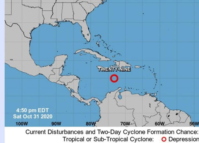 Phenomenon in the Caribbean is already a cyclone, it will have an indirect impact on the Tico Pacific