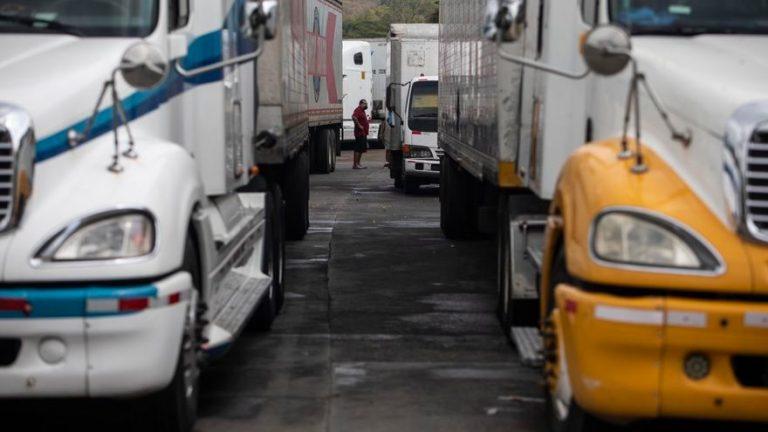 Blockades in Costa Rica cause millions in losses in Central America