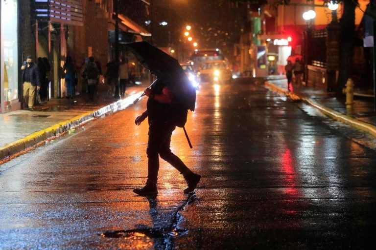 Three weather disturbances to blame for downpours this weekend