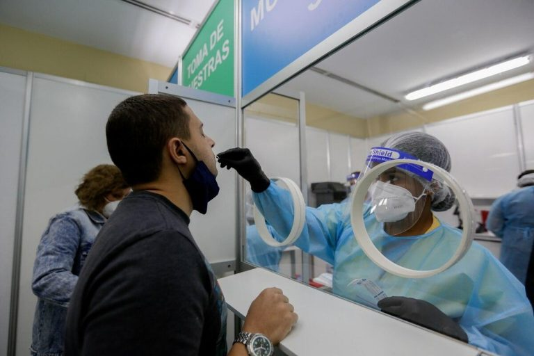PAHO considers it unnecessary covid-19 tests or quarantines for international travel