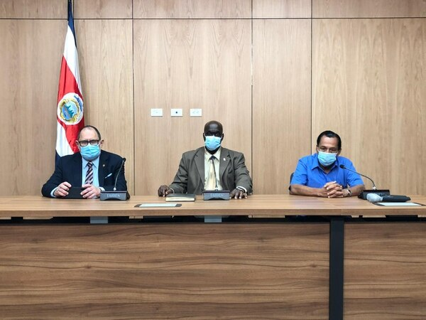 Rescate Nacional withdraws threat of blockades