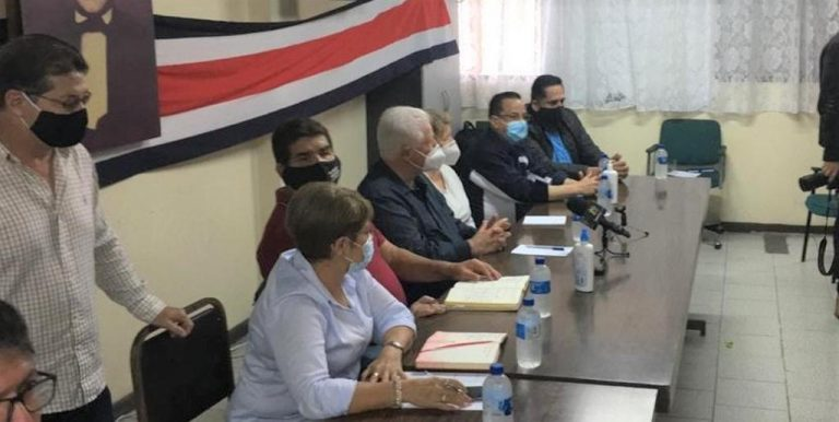 Fiscalía processes complaint against those behind obstruction of roads