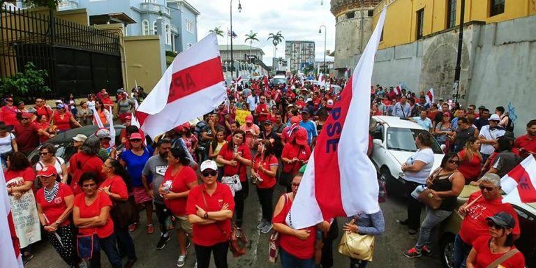 National strike this Monday