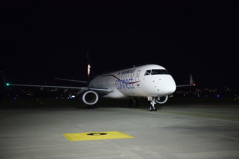 Aeroméxico once again bringing tourists to Costa Rica