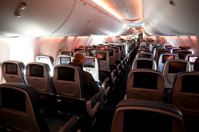 Coronavirus and flights: study reveals low transmission of COVID-19 on board aircraft