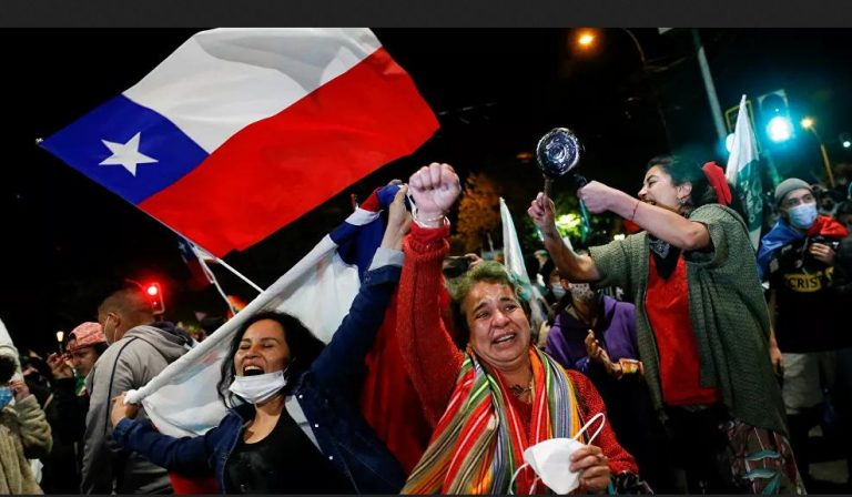 Over 77% of Chileans Approve Rewriting Constitution