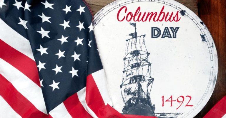 U.S. Embassy Closed Monday, October 12, Columbus Day