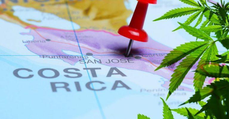 Costa Rica legislators endorse medicinal use of cannabis