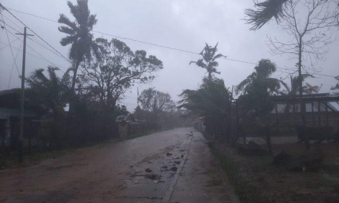 Category 5 Hurricane Iota makes landfall on North Caribbean coast of Nicaragua