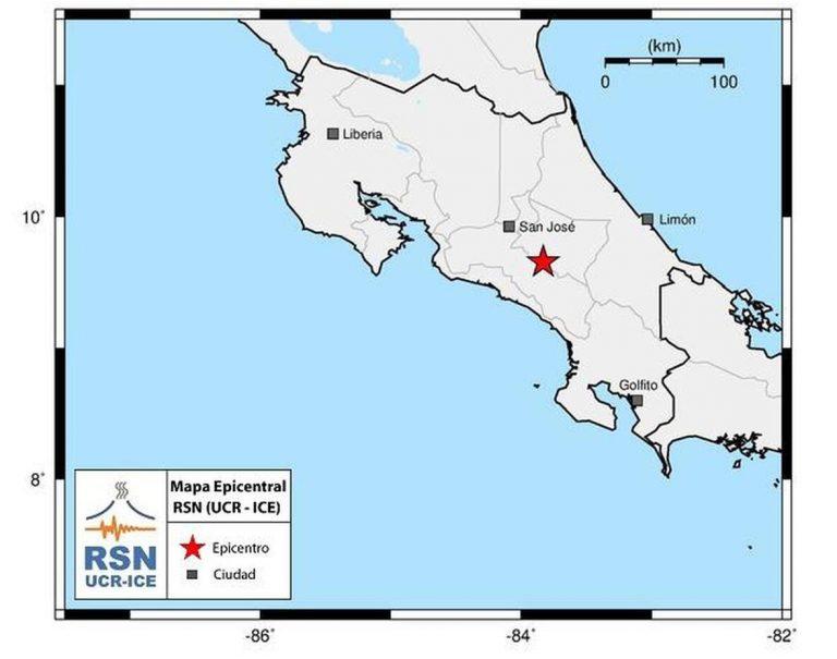 5.7 Earthquake shakes San José
