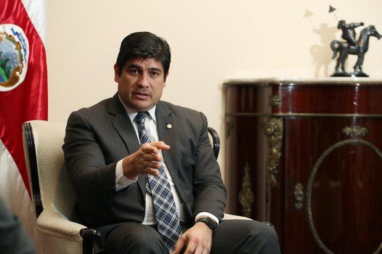Costa Rica congratulates president-elect of the United States