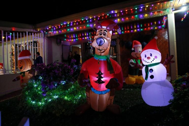 Traditional Christmas lighting in San Joaquín de Flores canceled due to the pandemic