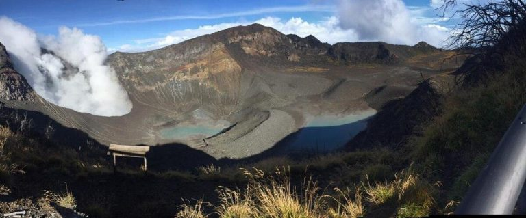 Turrialba Volcano will once again amaze visitors with guided tours from sunrise