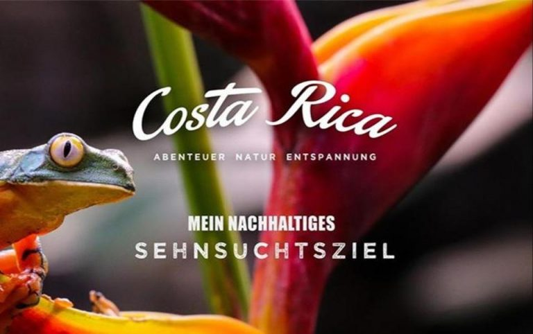 Costa Rica promotes itself as a sustainable sanctuary in Germany