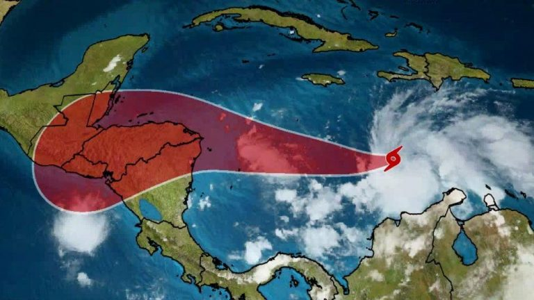 IMN rules out extreme rains to the indirect effect of tropical storm Iota