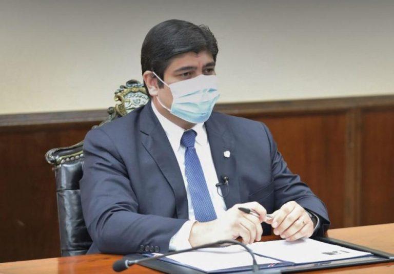 President Alvarado hits rock bottom in popular opinion
