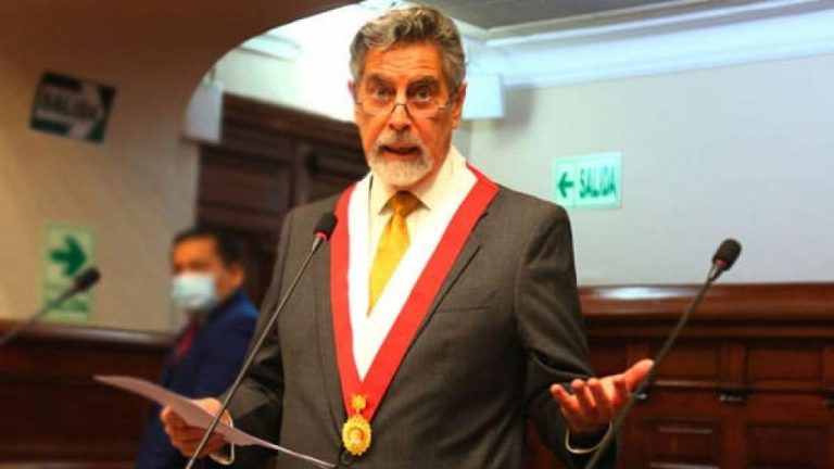 New president of Peru also has Costa Rican nationality