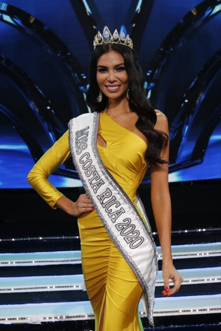 Third time was the charm: Ivonne Cerdas is the new Miss Costa Rica