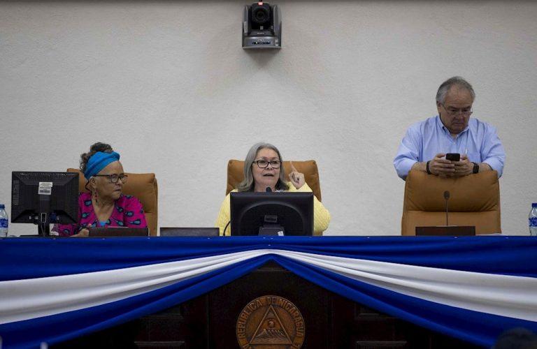 """""""La Nacion"""" Editorial On Nicaragua's New Gag Law (Ley Mordaza)"""