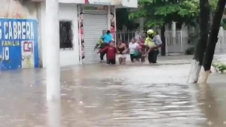 Iota damages 98% of the infrastructure of the Colombian island Providencia