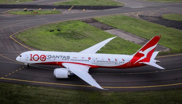 Vaccination will be 'a necessity' for international flights, says Qantas chief