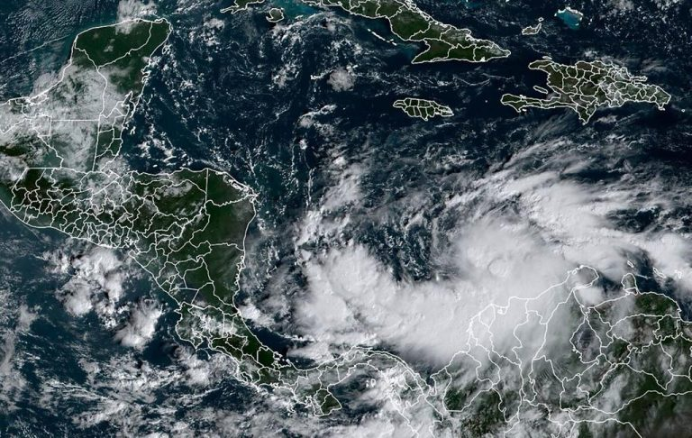 Central America braces itself for the onslaught of a new hurricane