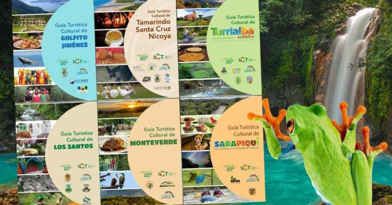Travelers will have tourist-cultural guides to discover Costa Rica
