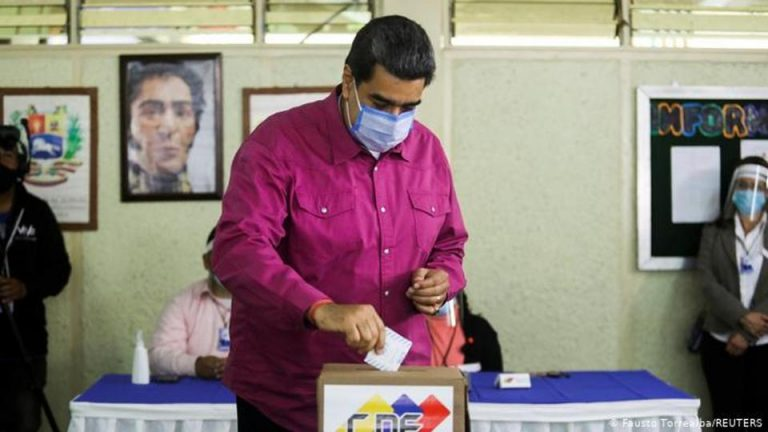 There are no winners in the Venezuela election