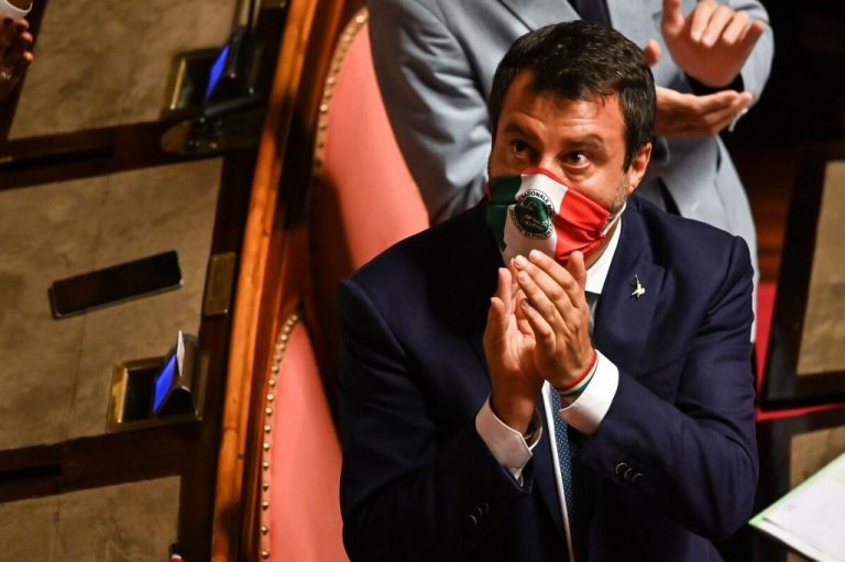 Book about Salvini among the best sellers in Italy …
