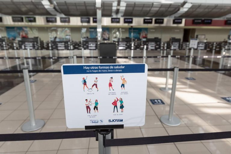Everything you need to know if you will pass through the Juan Santamaría airport in the next few days