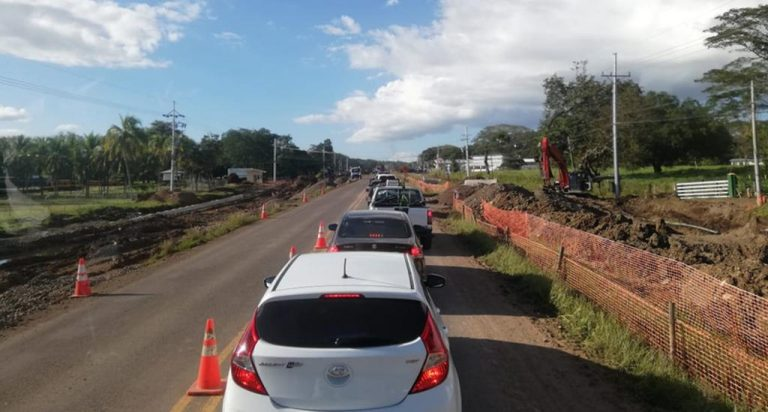 Traffic congestion reaches highest levels during pandemic