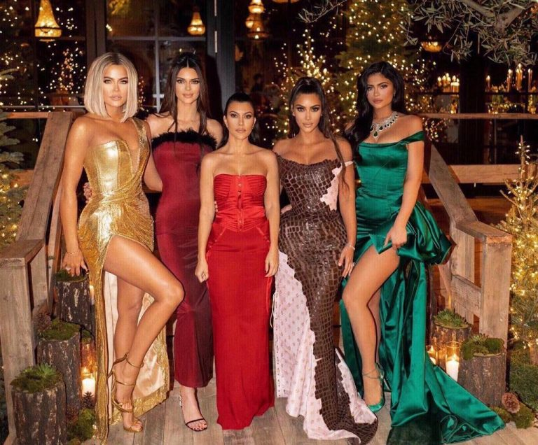 Kardashians cancel their Christmas party and Hollywood suffers