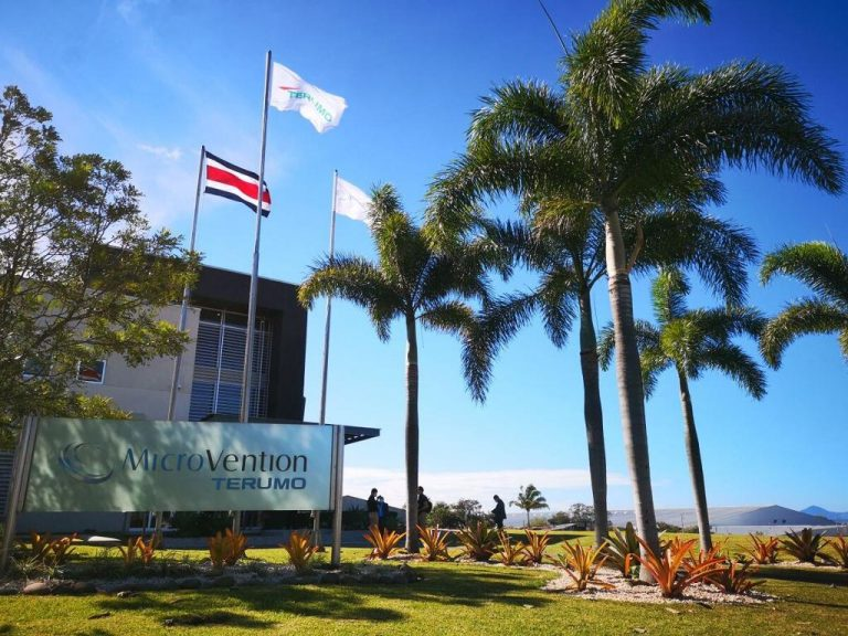 Multinational MicroVention will hire 2,000 for expansion in Costa Rica