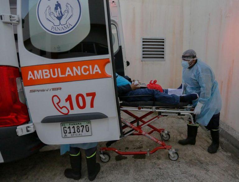 Covid-19 explosion puts Panama under great stress