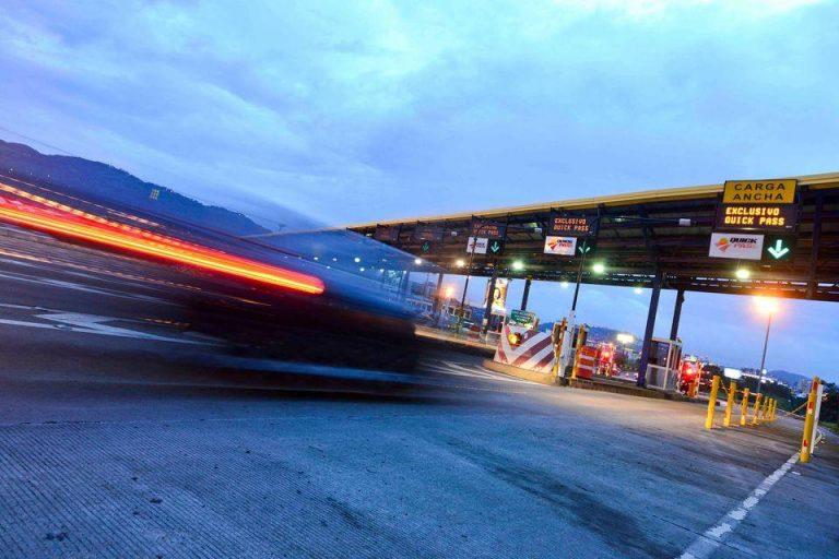 Higher tolls on the Ruta 27 on Thursday
