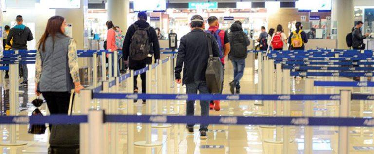 US arrivals to Costa Rica quadrupled in November