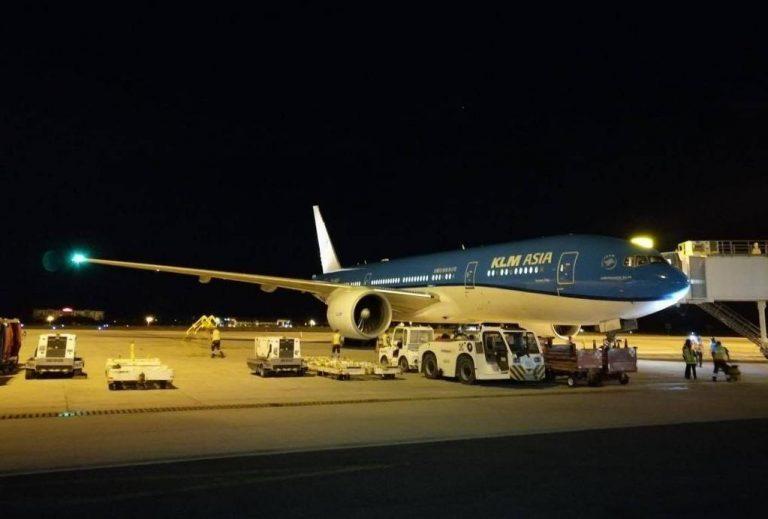 KLM returns to Liberia, Guanacaste